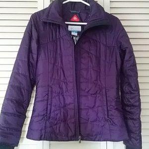 Columbia omni shield zip up jacket